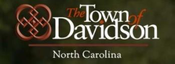 http://www.ci.davidson.nc.us/